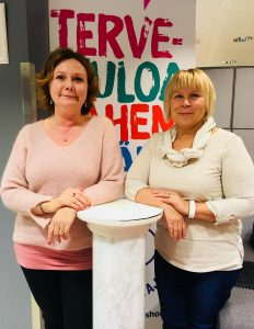 Minnamaria ja Marja-Liisa